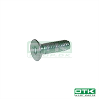 Counter sunk Bolt, M6 x 20 mm