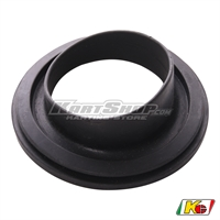 Rubber manifold inclined 15° for inlet silencer, Power, KG
