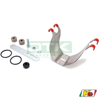 POWER intake silencers mount with brackets