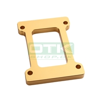 Spacer for engine mount, gold