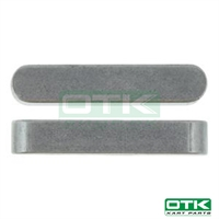 Axles key 8 x 7 x 40 mm
