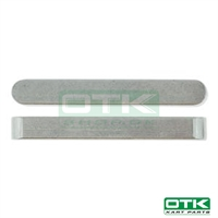 Axles key 8 x 7 x 60 mm