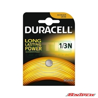 Battery for Sniper, Duracell