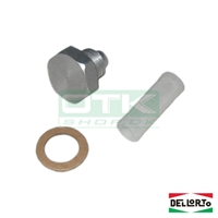 Fuel filter kit, Dellorto