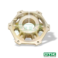 MG disks hub Ø40mm for self-vetilated brake disk Ø206
