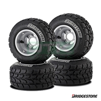 Bridgestone YFD, Mini Rain, Set of tires