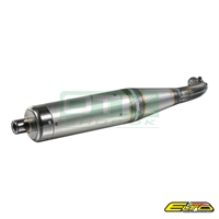 Exhaust, Cadett mini - junior, Elto
