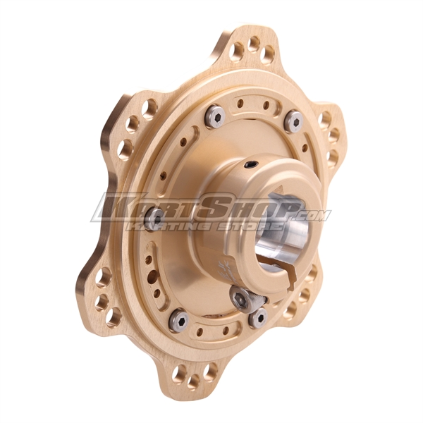 Floating sprocket hub, Triple-K, D.30 mm