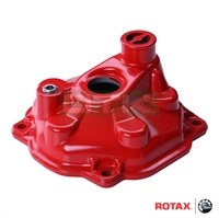 Cover for cylinder head, red, Rotax Evo