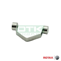 Spring element for Rotax DD2 rear protection