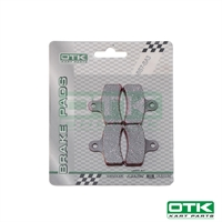 Brake pads for BS7 - SA3 front brake, 4 pcs box