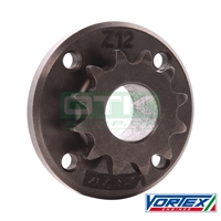 Engine sprocket Vortex KF / KFJ, 12 Tands