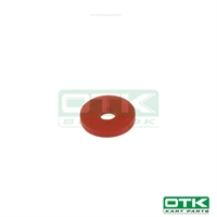 Rubber Ø 6x20mm, Red
