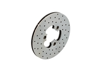 Right front brake disk D140 x 10 mm