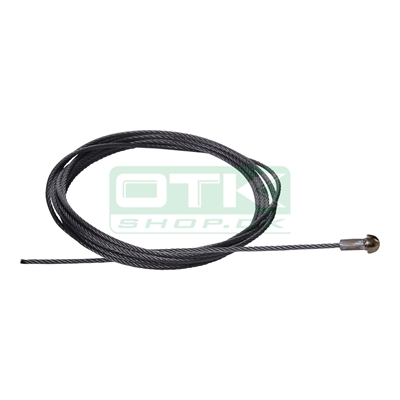 Clutchs cable 1,5x1800 mm, soft