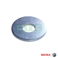 Washer for Rotax DD2 rear protection