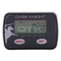 Hour meter, Dark Knight