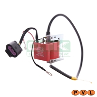 Ignition Coil, Mini Red