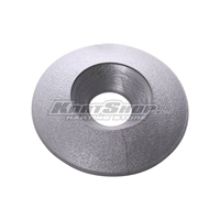 Countersunk Washer D.30 x 8 mm, Silver Colour