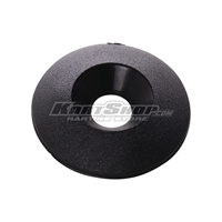 Countersunk Washer D.30 x 8 mm, Black Colour