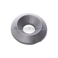 Countersunk Washer D.17 x 6 mm, Silver Colour
