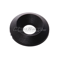 Countersunk Washer D.17 x 6 mm, Black Colour