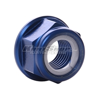 Wheel Nut M14, Blue