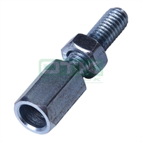 Adjustable screw for outer cable, 6mm