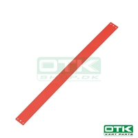 Stripe type chain guard, Red