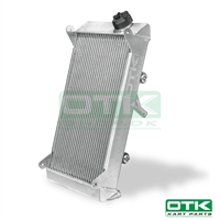 Radiator Kit OTK 470x265x43 complete with supports