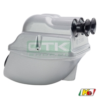 Intake silencer POWER Incl. rain cover D23