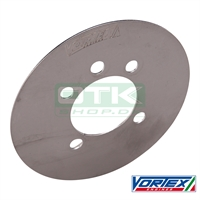 Clutch Housing Plate 73 x 27, Vortex Mini Rok