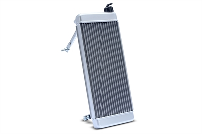 OTK radiator 470 x 195 mm complete with supports