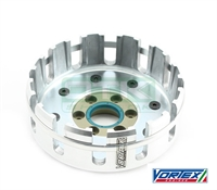 Complete clutch housing with damper, RKZ/RSZ/RTZ/Rok shifter, Vortex KZ