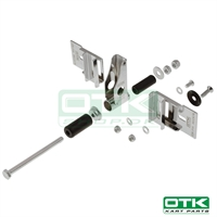 Complete connection kit rear protection D 32 mm