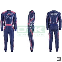 Kosmic driver overall/suit