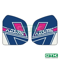 Kosmic fuel tank stickers for 8,5L tank, 2019