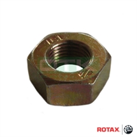 Nut for engine sprocket, Rotax Max
