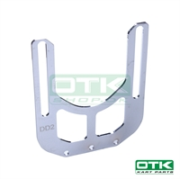 Disk protections fixing plate, KZ - DD2