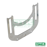 Disk protections fixing plate