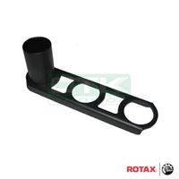 Support bracket for safety tubes, Rotax DD2