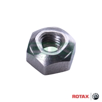 Exhaust pipe nut