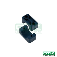 Nylon bracket D 30 mm