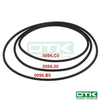 Water pump belt D133