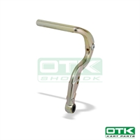 Adjustable AL brake pedal OK-KZ
