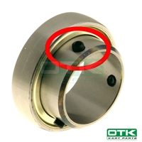 Axles locking bearing M8X1