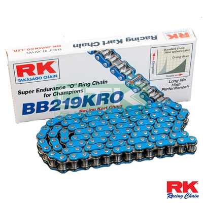 RK chain, O-ring, 219,  108 L