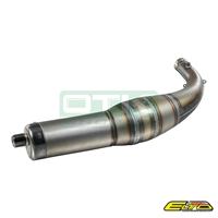 Exhaust Rok DVS