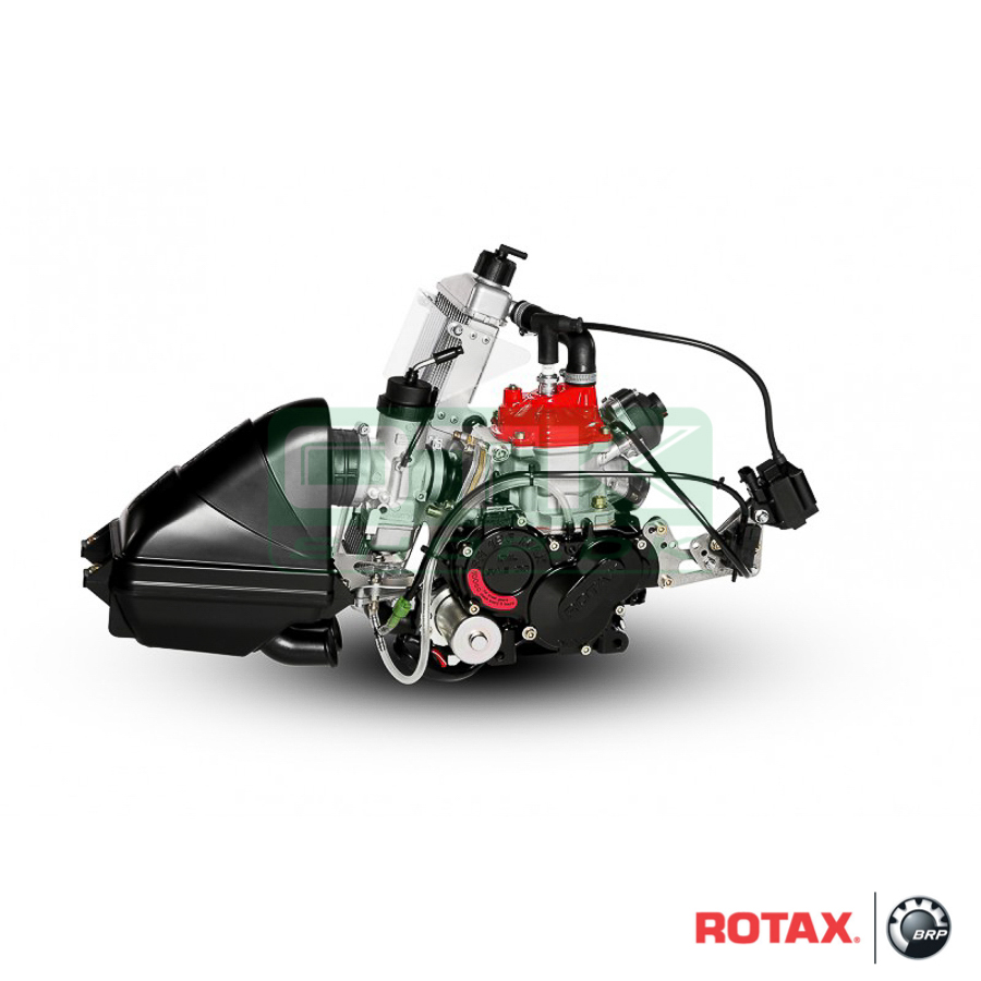 Rotax Max Evo engines
