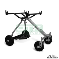 Stone Evolution trolley, silver